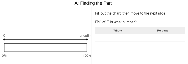A: Finding the part